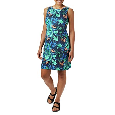 Columbia Chill Rivertm Printed Dress (Nocturnal/Nocturnal Print) Women