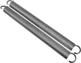 2x Universal Garagentor Feder in 9 Größen verzinkt in Erstausrüster Qualität! zur Auswahl Garagentorfedern Garage Zugfeder 600x50x7mm / Zugkraft: 181kg