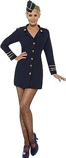 Smiffy's Women's Flight Attendant Costume
