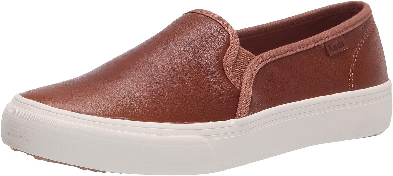 Keds Women's Double Decker Leather Jjml Sneaker