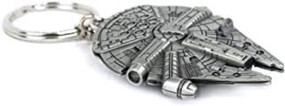 Chamber37 Star Wars Collectors Keyring (Millennium Falcon) by Chamber37