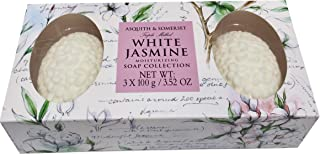 Asquith & Somerset White Jasmine Moisturizing Soap Collection 3x100g
