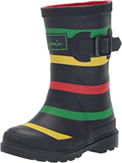 Joules Kids' JNRBOYSWLY Rain Boot