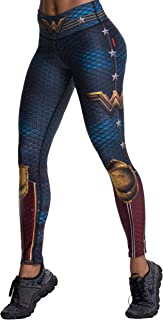 wonder woman compression