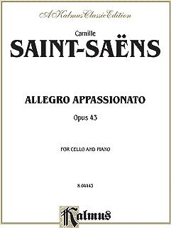 Allegro Appassionato, Op. 43 (Kalmus Edition)