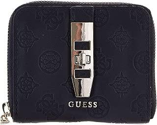 Luxury Fashion | Guess Womens SWSG7398370BLACK Black Wallet | Fall Winter 19