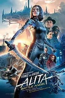 MCPosters - Alita Battle Angel Glossy Finish Movie Poster - MCP510 (24