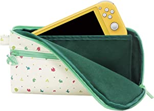 Hori NSW-239 Animal Crossing handpouch for Nintendo Switch/ Nintendo Switch Lite