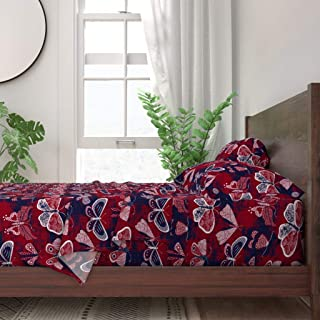 Best butterfly sheets king Reviews