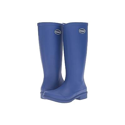 Havaianas Galochas Hi Matte Rain Boot (Marine Blue) Women