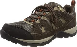 Columbia Men's Redmond V2 Waterproof Hiking Shoe, Breathable Leather