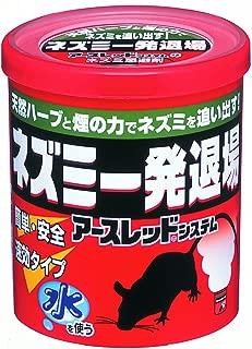 ネズミ一発退場 くん煙タイプ ネズミ用忌避剤 [10g]