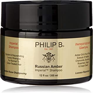 Philip B Russian Amber Imperial Shampoo by Philip B for Unisex - 12 oz Shampoo, 430.91 grams
