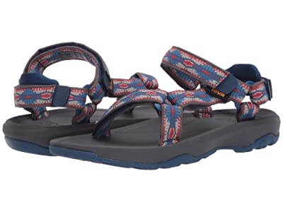 Teva Kids Hurricane XLT 2 (Little Kid/Big Kid) (Canyon Dark Blue) Kids Shoes