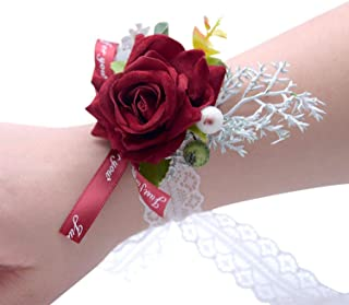 Best knitted flower corsage Reviews