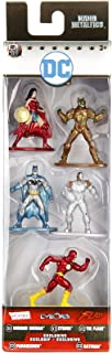 Nano Metalfigs DC Comics 5-Pack Set 1