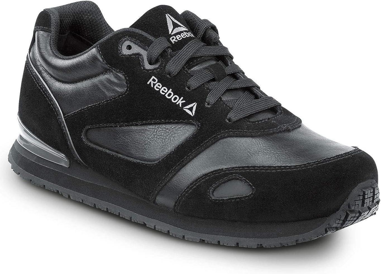 Reebok Work Prelaris, Women's, Jogger Style Slip Resistant Soft Toe Work Shoe