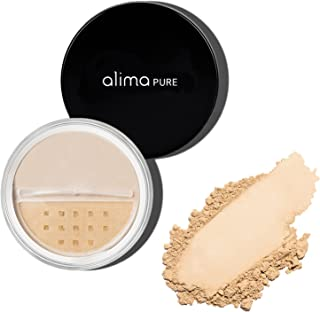 Alima Pure Satin Matte Foundation - Beige 3