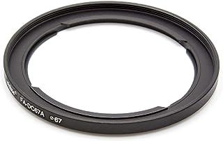 vhbw Adaptador de Filtro Negra para cámara Canon PowerShot SX540 HS SX530 HS SX520 HS SX60 HS SX50 HS como Canon FA-DC67A 4728B001