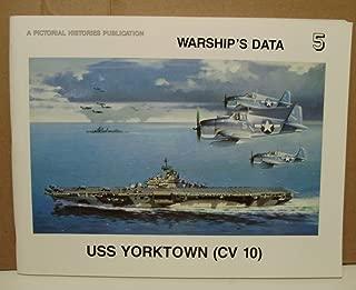 USS Yorktown (CV 10) (Warship's Data 5)