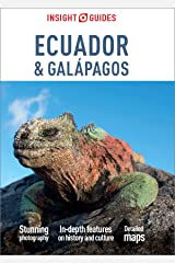 Insight Guides Ecuador & Galapagos (Travel Guide eBook) Kindle Edition