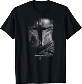 The Mandalorian Dark Portrait T-Shirt
