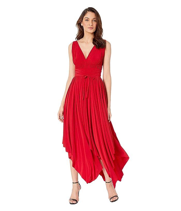 KAMALIKULTURE by Norma Kamali Goddess Dress (Red) Women