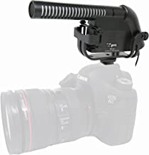 Olympus E-M5 Digital Camera External Microphone XM-40 Professional Video & Broadcast Condenser Microphone