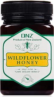 DNZ 多种花 天然野花蜂蜜 500g(新西兰进口)