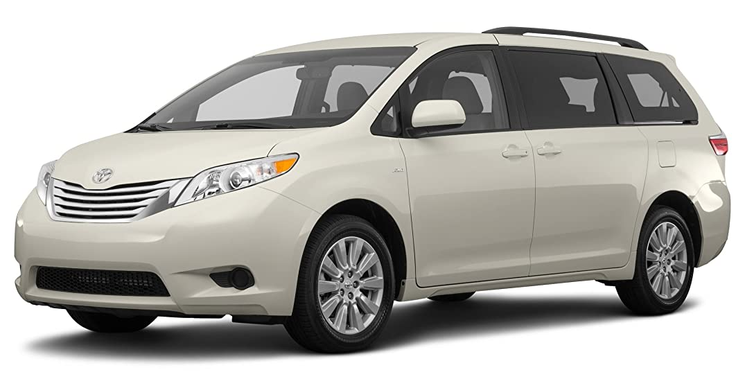 Amazon Com 2017 Toyota Sienna Reviews Images And Specs Vehicles