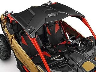 Can-Am New OEM Maverick X3 Black Sport Roof, 715002902