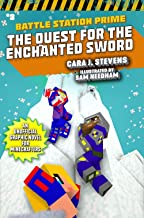 The Quest for the Enchanted Sword: An Unofficial Graphic Novel for Minecrafters (3) (Unofficial Battle Station Prime Series)
