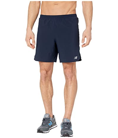 New Balance Impact Run 7-Inch Shorts (Eclipse) Men