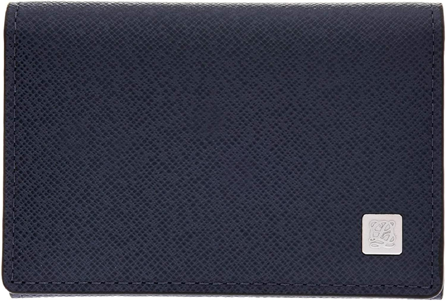 Scratch Resistant Embossed Leather Business Card Holder and Wallet