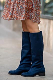 Parley Lacivert Çizme