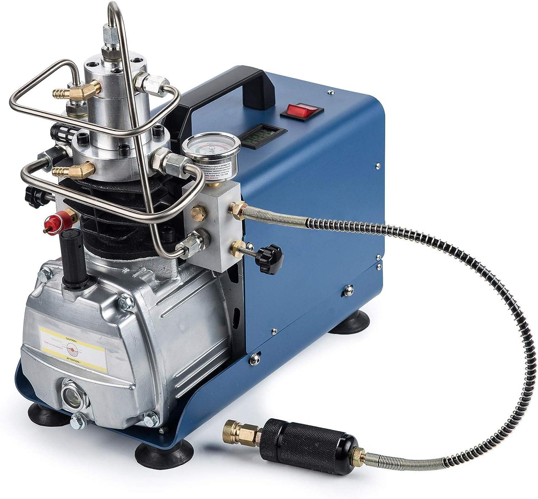 Orion Motor Tech High-Pressure Air Compressor for Air Rifle, Paintball