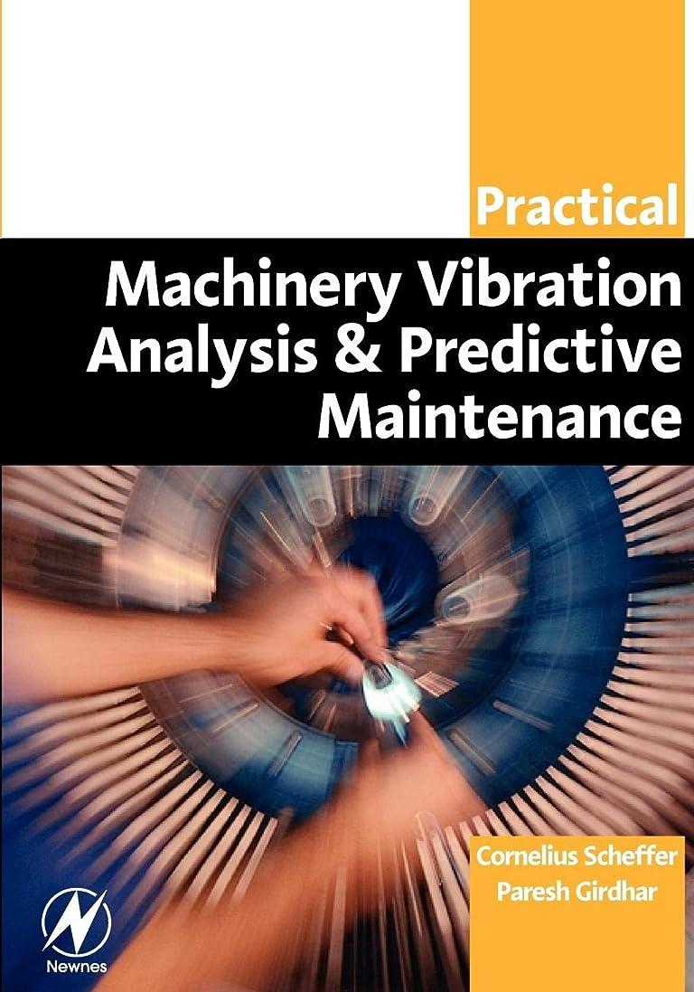 水差しアフリカ人巡礼者Practical Machinery Vibration Analysis and Predictive Maintenance (Practical Professional)