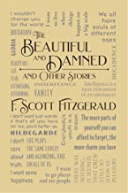 The Beautiful and Damned and Other Stories (Word Cloud Classics)