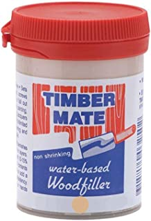Timbermate Red Oak Hardwood Wood Filler 8oz Jar