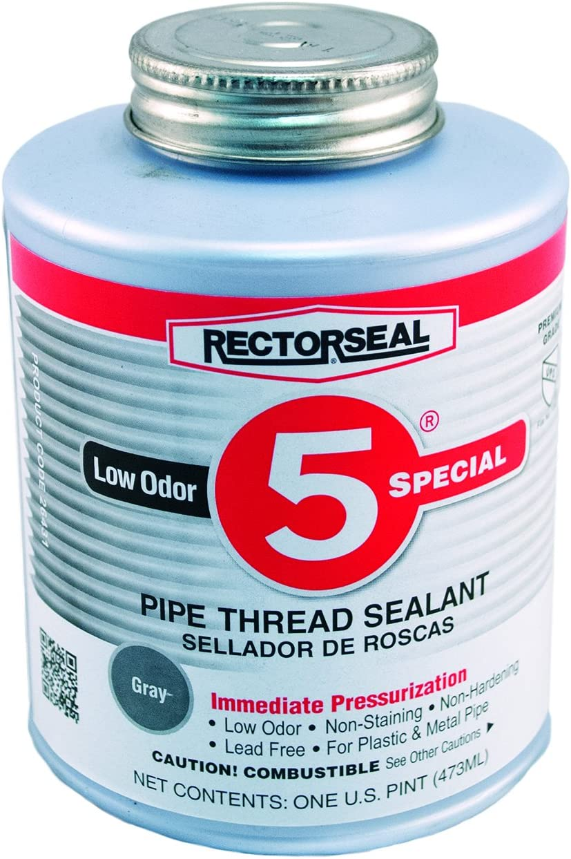 Rectorseal 26431 Pint 55% OFF Brush Top Thread S Special sale item No.5SpecialPipe