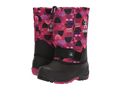 Kamik Kids Rocket 2 (Toddler/Little Kid/Big Kid) (Royal Purple/Teal) Girls Shoes