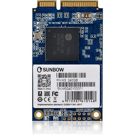 Tcsunbow Msata Mini Pcie 240gb 256gb M3 Serie Ssd Solid Computer Zubehör