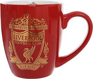 Liverpool FC Red Soccer Bistro Mug AW 18/19 LFC Official