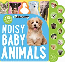 Discovery Noisy Baby Animals: 10 Baby Animal Sounds