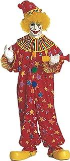 Costume Starburst Clown Costume