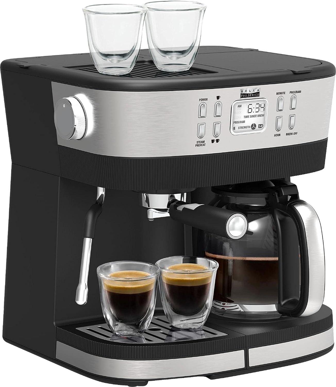 Bella Pro List Tucson Mall price Series - Combo 19-Bar and Drip Coffee Espresso 10-Cup