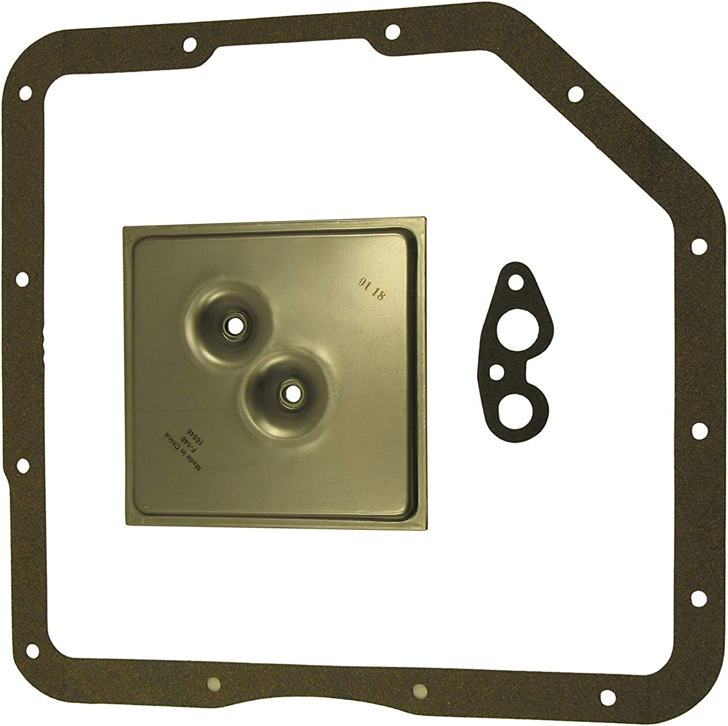 ACDelco Gold Max 88% OFF TF171 Automatic Opening large release sale Fluid Kit Transmission Filter