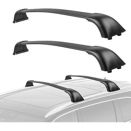UKB4C Roof Rack Cross Bars fits Toyota Auris 2006-2012 5 door