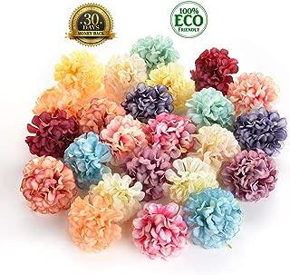 Best artificial flower heads wholesale Reviews