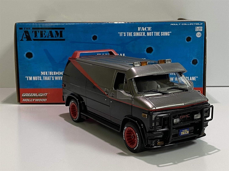 A Team Van Toy